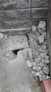 安心して住める家、排水漏れが解消!